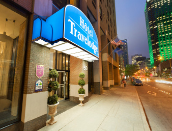 Travelodge Hotel Montreal Centre